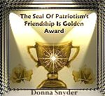 From Judith Manns - Seal Of Patriotism Awards